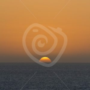Canarian sunset in Tenerife - Nature Stock Photo Agency