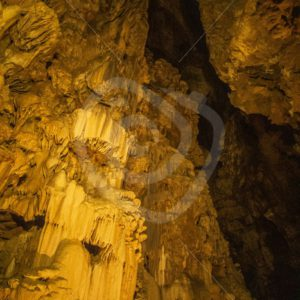 Inside a cave in the French Dordogne - Nature Stock Photo Agency